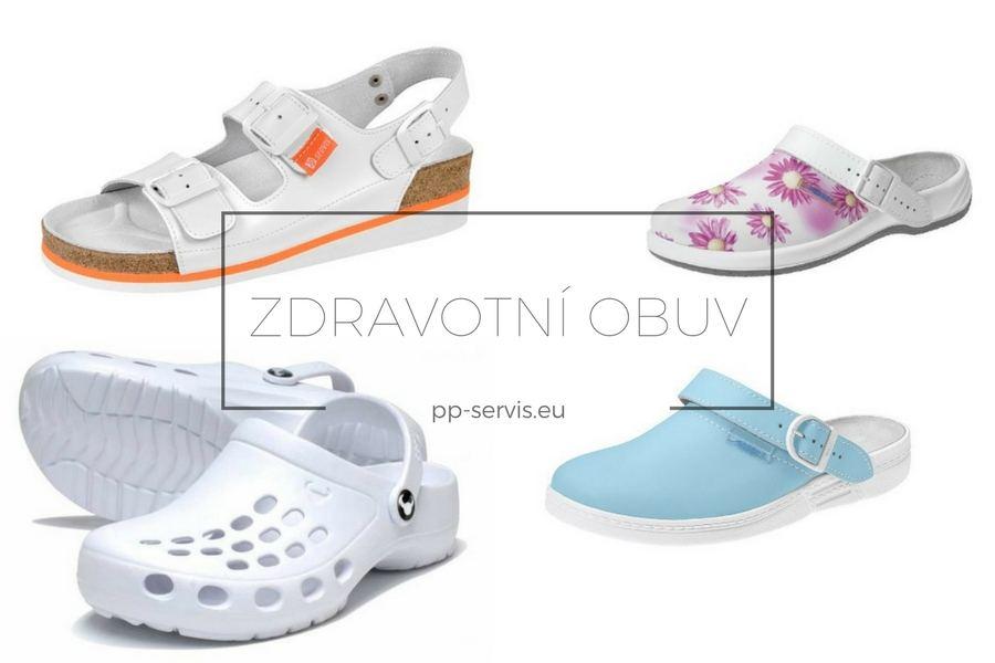 Zdravotní obuv od PP-servis.eu